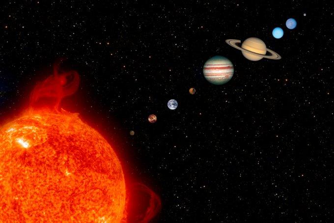 Planetas Astros