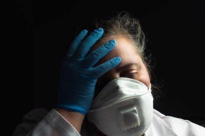 enfermeira coronavírus