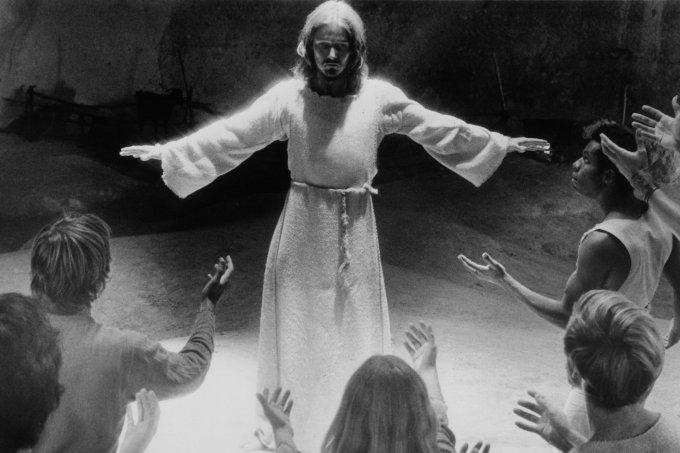 Ted Neeley em  'Jesus Christ Superstar'