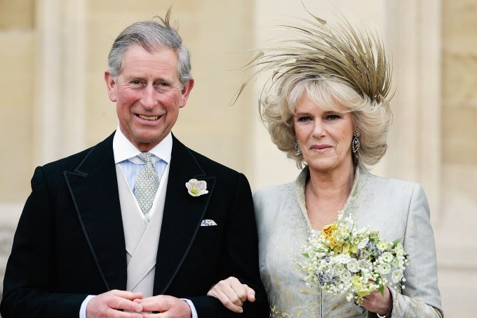 Royal Marriage Blessing At Windsor Castle
