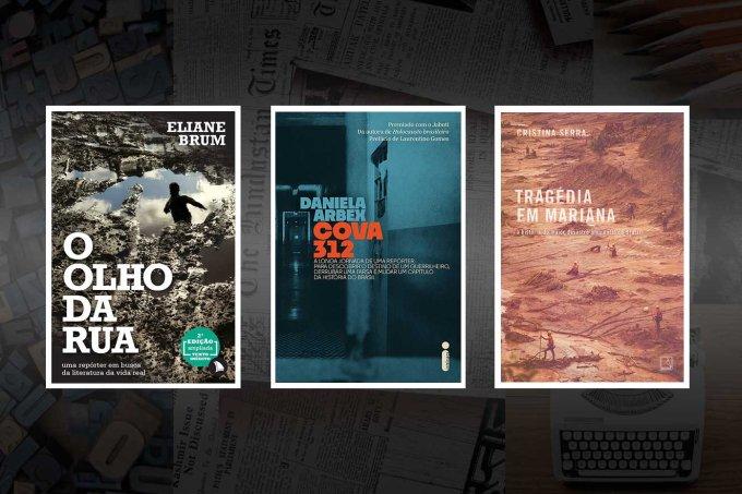 Livros Jornalistas