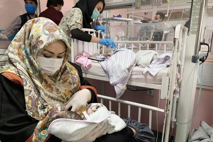 Ataque à maternidade no Afeganistão