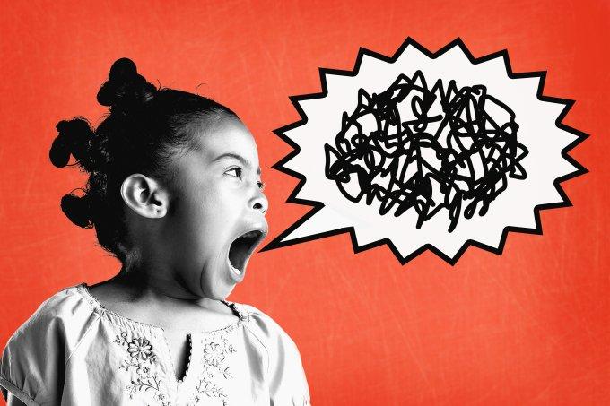 estresse em crianças podem se tornar um trauma