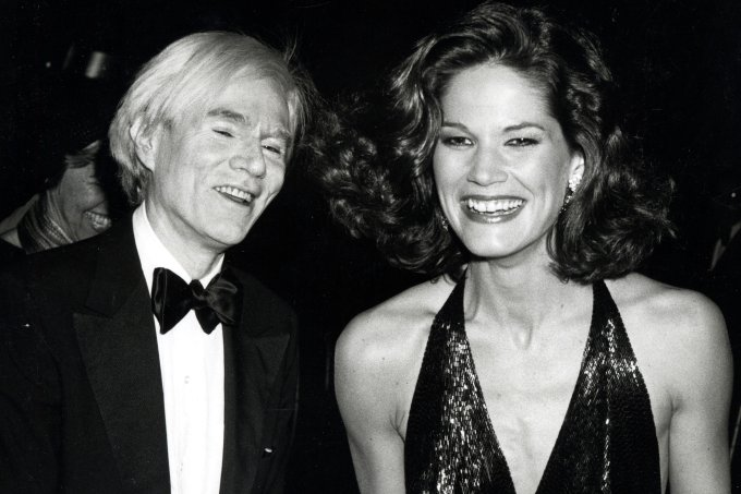 Andy Warhol e Barbara Allen
