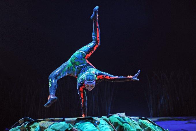 """Cirque du Soleil – """"Totem"""""""