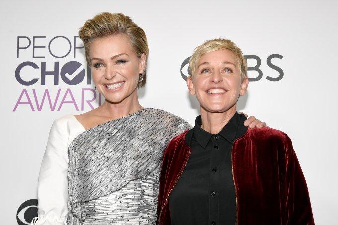 People's Choice Awards 2017 – Press Room