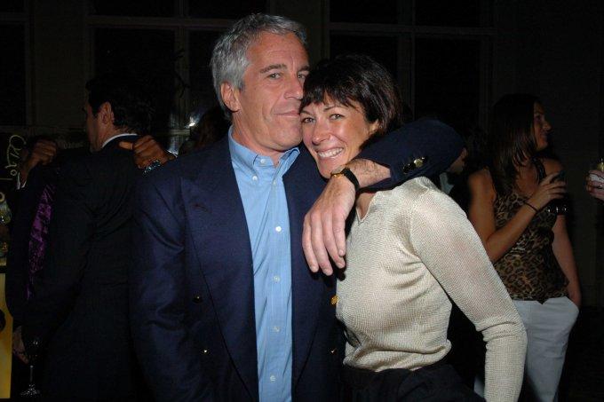 Jeffrey Epstein e Ghislaine Maxwell