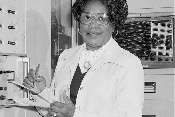 Mary W Jackson primeira cientista negra da Nasa