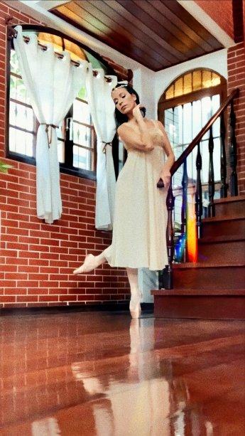 Julieta demanda técnica de dança e de teatro, pois a interpretação é essencial