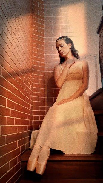 A versão que Claudia mais gosta do balé é a de John Cranko, criada especialmente para a brasileira Márcia Haydée