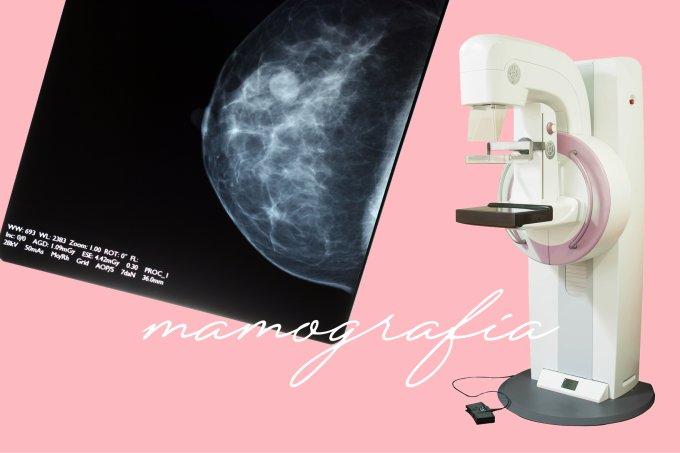 DESTAQUE Mamografia