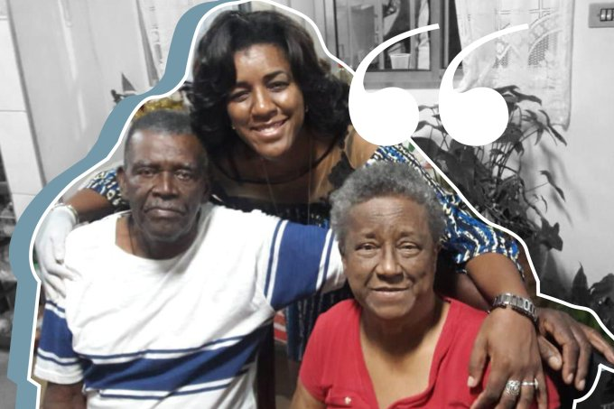 Rachel Maia e família