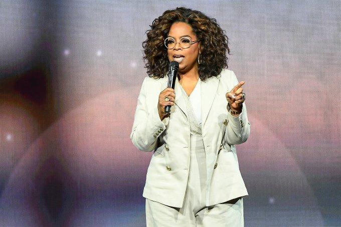 Novo talk show de Oprah Winfrey