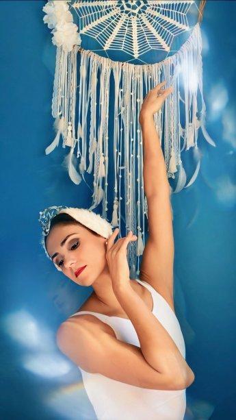 Odette é um papel definitivo na carreira de uma bailarina