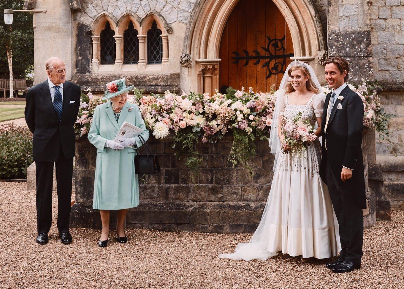 casamento - beatrice neta rainha