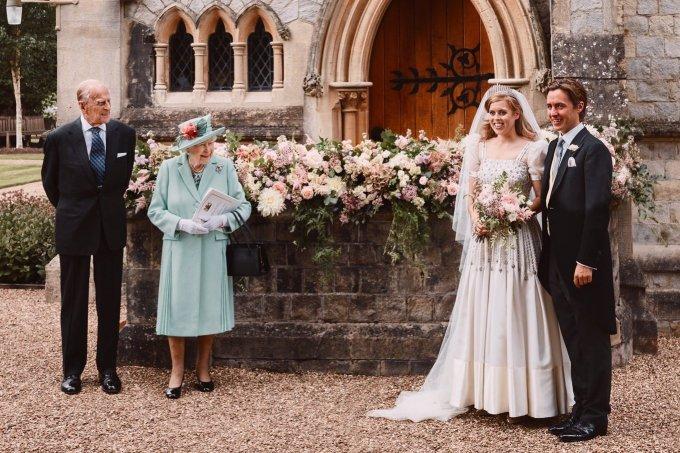 casamento – beatrice neta rainha