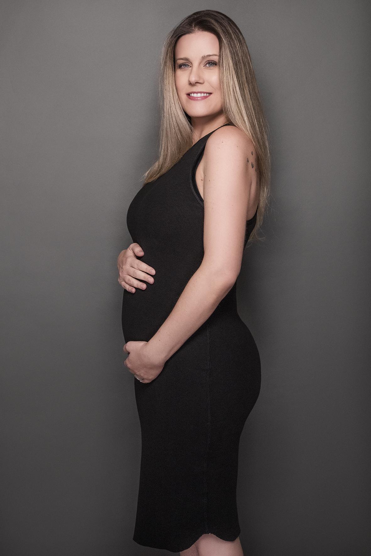 Daiana Garbin grávida