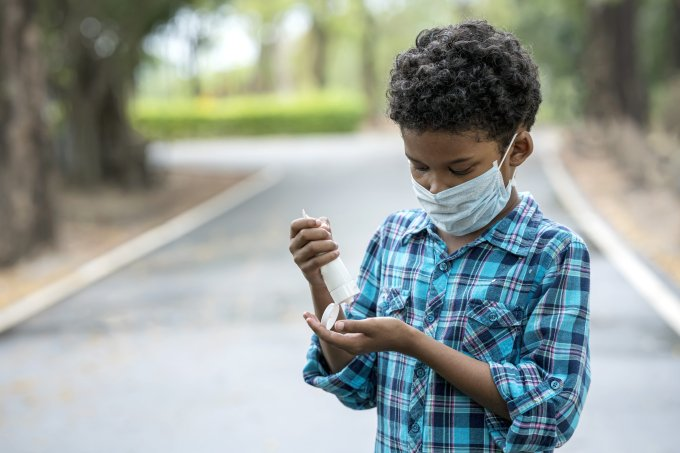 64% das crianças com coronavírus em São Paulo são assintomáticas