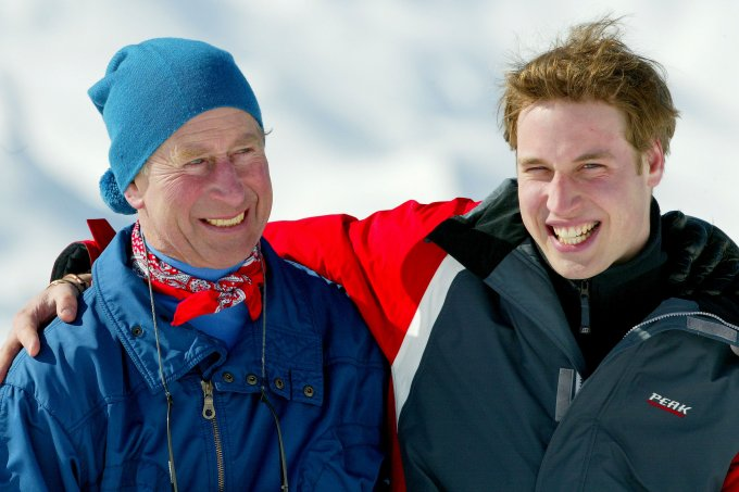 Prince Charles e William