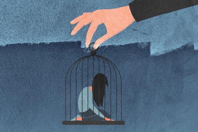 mulher-menina-criança-abuso-tristeza