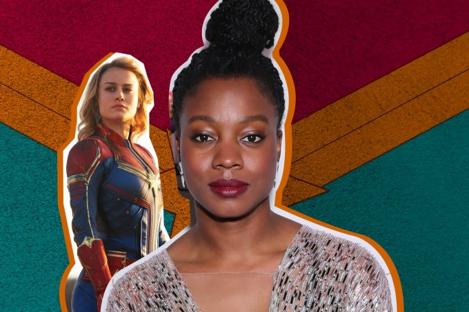 Nia DaCosta é a diretora de Capitã Marvel 2