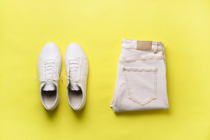 roupas simples
