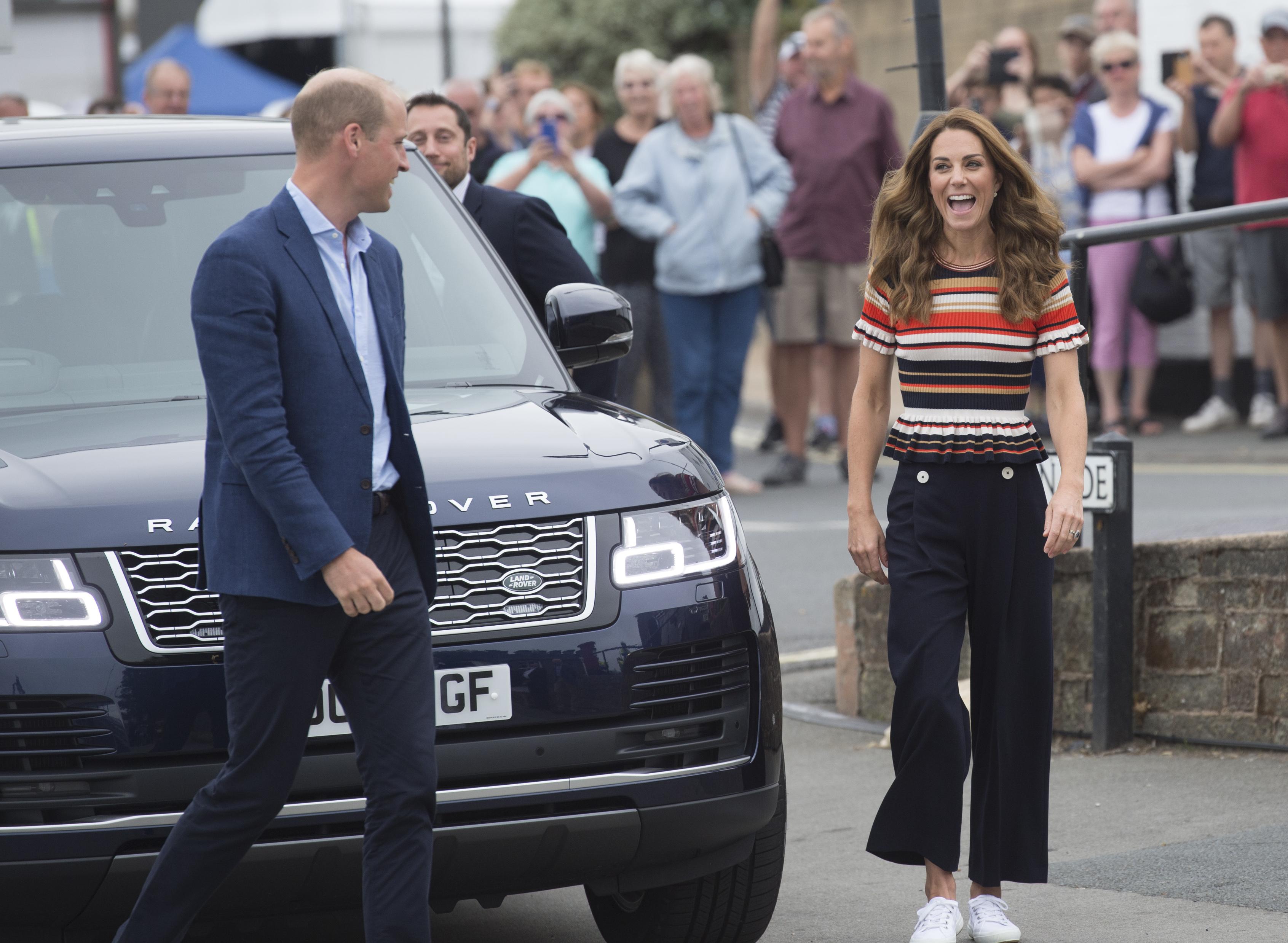 Kate Middleton tênis