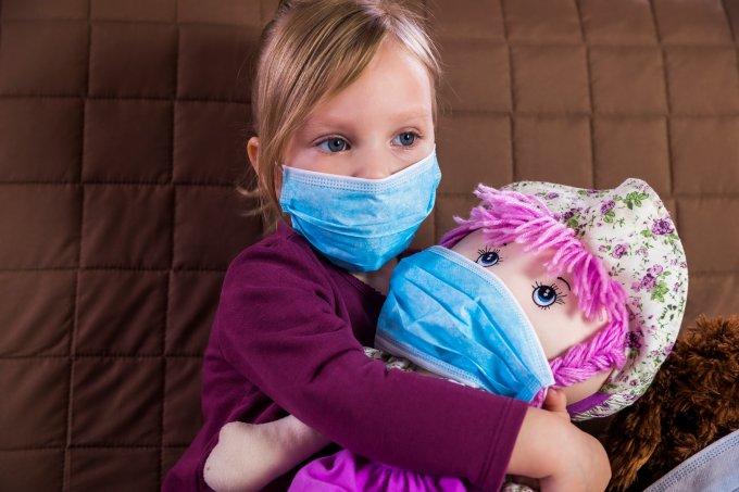 Nova síndrome associada a covid-19 atinge 197 crianças e adolescentes brasileiros