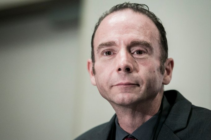"""The """"Berlin Patient"""" Timothy Ray Brown Holds News Conference On AIDS Cure Treatment"""