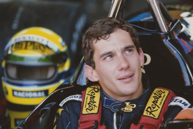 Netflix anuncia nova série ficcional sobre Ayrton Senna