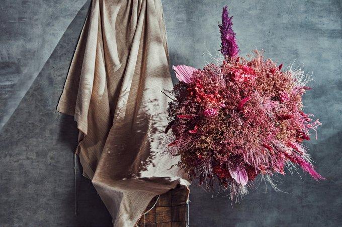 Arranjo de flores Estúdio Pima