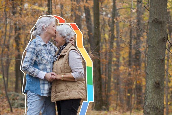 invisibilidade e solidão dos Idosos LGBTs