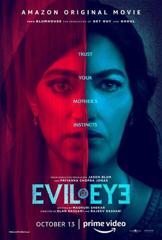 Evil Eye filme da Amazon
