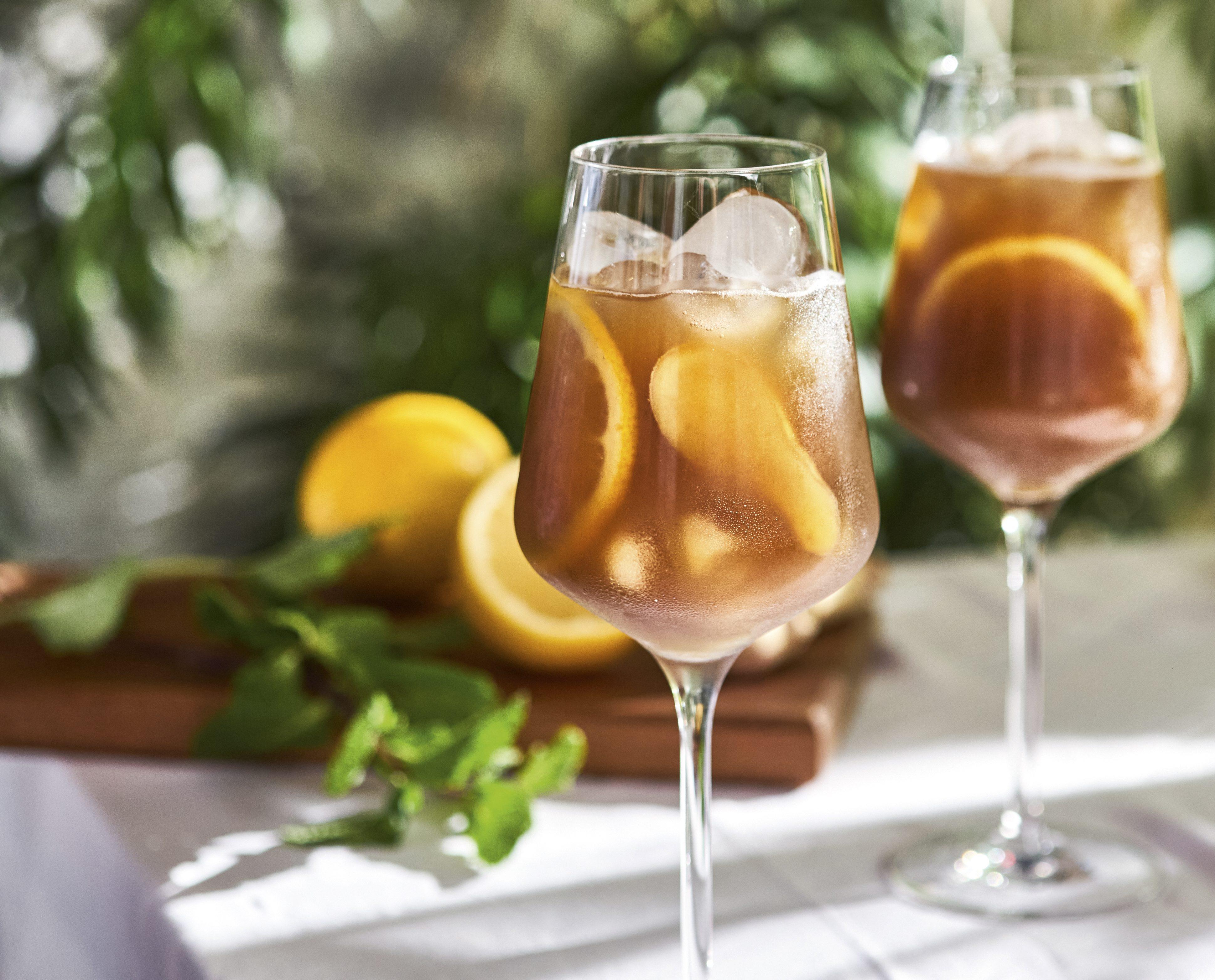 Receber Estela Passoni - Cordial de especiarias com chá verde