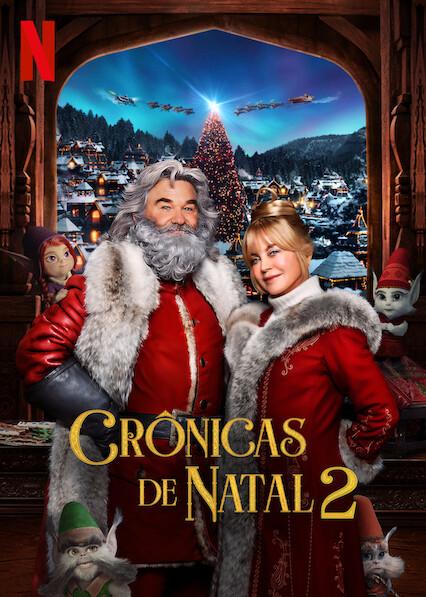 Crônicas de Natal - cartaz