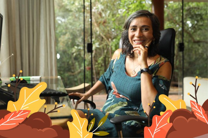 Ane Alencar – geógrafa pioneira do combate ao fogo na Amazônia