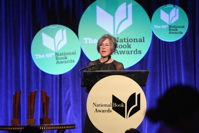 poetisa Louise Gluck, vencedora do Prêmio Nobel de Literatura 2020