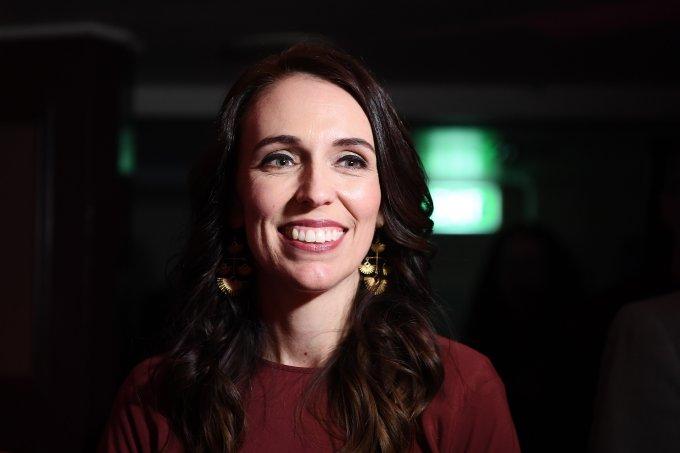 Jacinda Ardern, 1ª ministra da Nova Zelândia