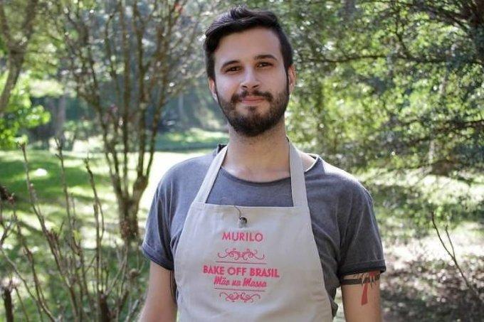 Murilo Marques, ex-participante do Bake Off Brasil