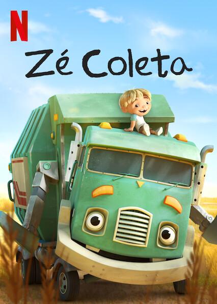 Zé Coleta - cartaz