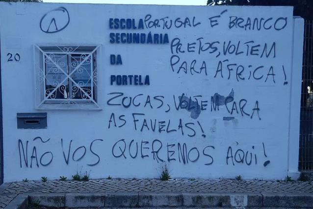 racismo portugal