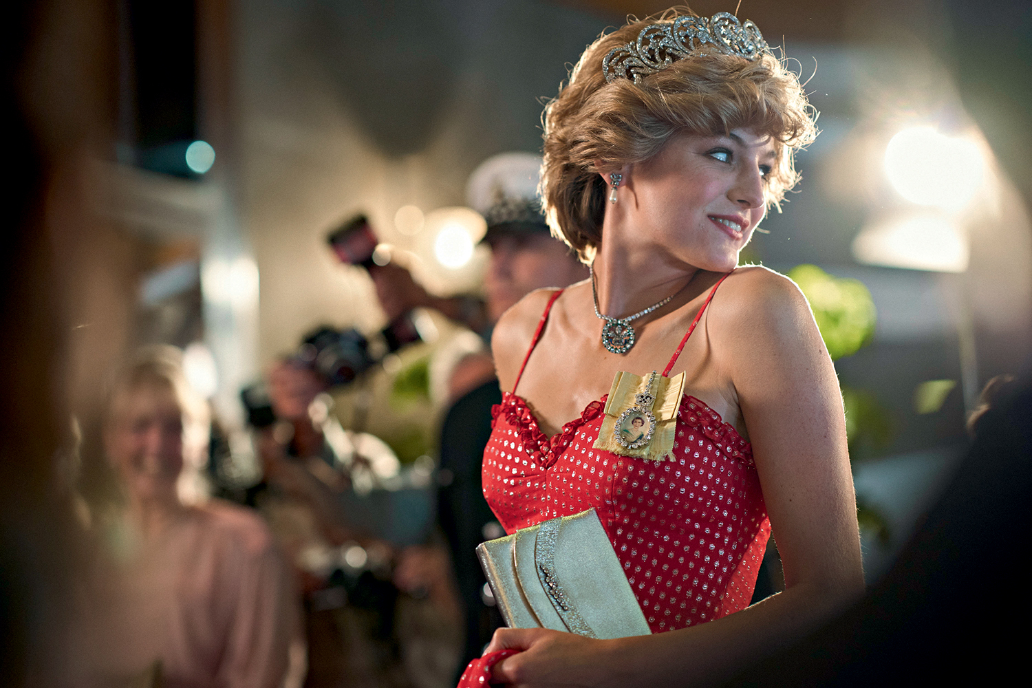 The Crown S4 - Diana