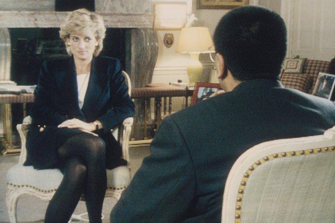 Entrevista Princesa Diana à BBC