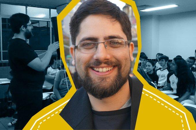 Prêmio Educador Nota 10 – Professor André Luiz Barcellos
