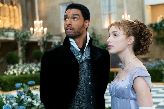 """""""Bridgerton"""" é a nova série queridinha da Netflix"""