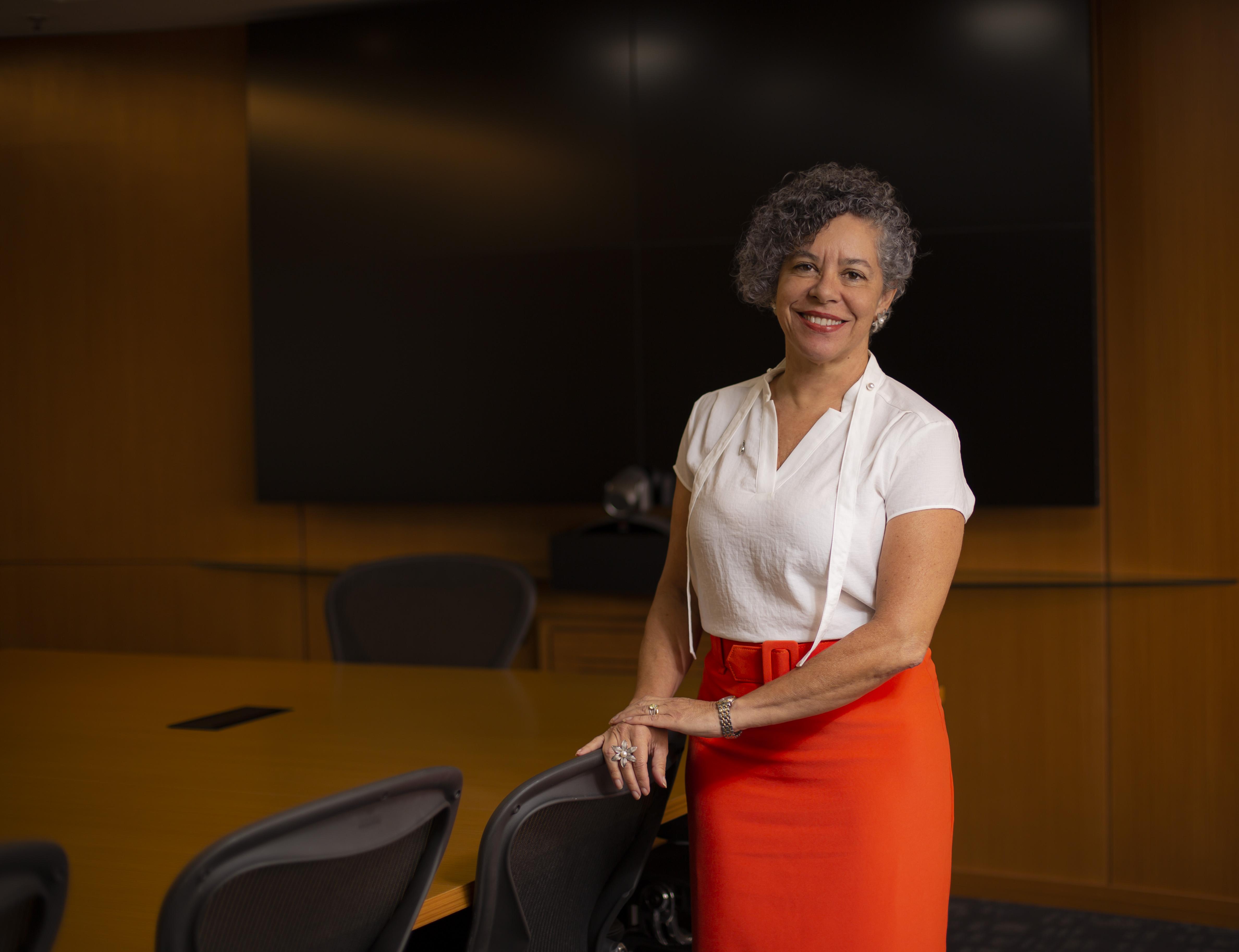 Cristina Pinho, diretora do IBP