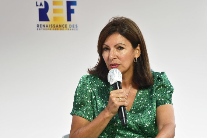 Meeting Of French Employers' Association Medef