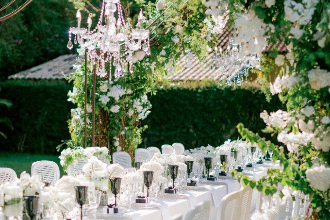 Decoração casamento – Coluna 500 Dias