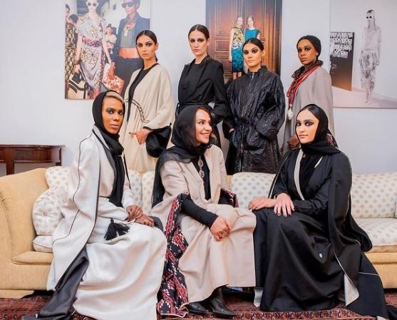 Moda Arábia Saudita
