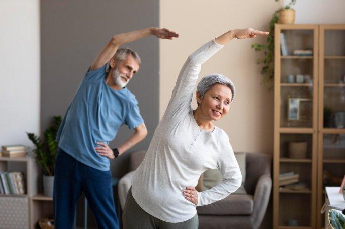 atividade física idosos